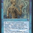 Magic the Gathering Ice Age Balduvian Conjurer NM/Mint