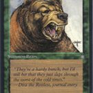 Magic the Gathering Ice Age Balduvian Bears NM/Mint