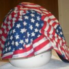 HAT- Flag- sizes 7, 7 1/4, or 7 3/4