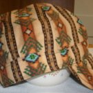 HAT-  Native Brown - size  7 5/8 or 7 3/4