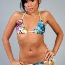 Ed Hardy Love Kills Slowly Bikini Swim Suit ~ small
