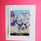 United States 33 cent Postage Stamp with baseball legend Cy Young on it 2000