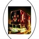 Black Circle christmas lights-Digital Download-ClipArt-ArtClip-Digital Art