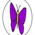 Black Circle butterflynaca323j-Digital Download-ClipArt-ArtClip-Digital Art