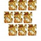 Crystal Ornament Tag3-Digital Download-ClipArt-ArtClip-Digital Art