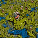 Monster Background350-Digital ClipArt-Art Clip-T Shirt-Scrapbook-Banner-Halloween-gift card.