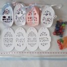 60 Candy Boxes-Favor Box,Flat Boxes,Cardstock,Construction Paper,Holiday,Craft.Ornament