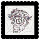 Skull 2b-Digital Kit-Jewelry Tag-Clipart-Gift Tag-Holiday-Digital Clipart-Halloween-Scrapbook.