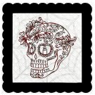 Skull 1b-Digital Kit-Jewelry Tag-Clipart-Gift Tag-Holiday-Digital Clipart-Halloween-Scrapbook.
