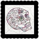 Skull 5b-Digital Kit-Jewelry Tag-Clipart-Gift Tag-Holiday-Digital Clipart-Halloween-Scrapbook.