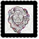 Skull 12b-Digital Kit-Jewelry Tag-Clipart-Gift Tag-Holiday-Digital Clipart-Halloween-Scrapbook.