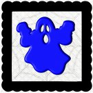 3D Color Ghost 4-Digital Kit-Jewelry Tag-Clipart-Halloween-Digital Clipart-Halloween-Scrapbook.