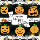 Pumpkin Face Bundle Vol. 1