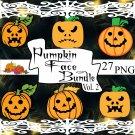 Pumpkin Face Bundle Vol.2 P1smp