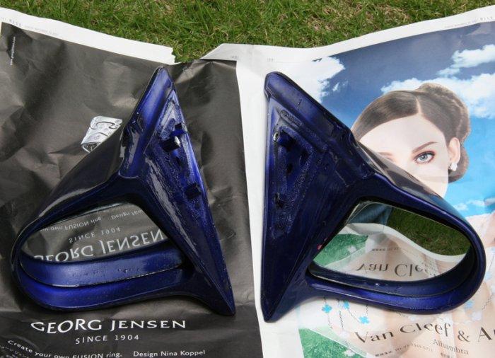 JDM S14 Silvia East bear Mirrors RARE !!