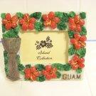 Guam picture frame