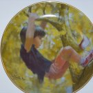 monkey business collector plate by Thornton Utz