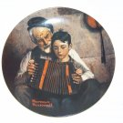 the music maker collector plate