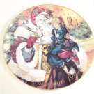 The wonder of Christmas 1994 Avon plate