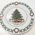 Artmark Christmas plate