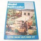 Model Railroader magazine July 1968