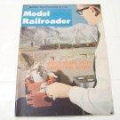 Model Railroader magazine August 1968