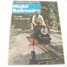 Model Railroader magazine September 1968