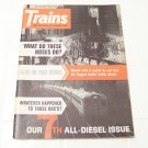 Trains The Magazine of Railroading December 1968