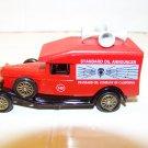 standard oil announcer Chevron promotional truck