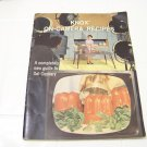 1962 Knox on-camera recipes A completely new guide to Gel-cookery