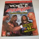 official strategy guide WCW vs NWO nintendo revenge nintendo game guide