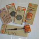 Dritz vintage sewing needles threader blades fray check
