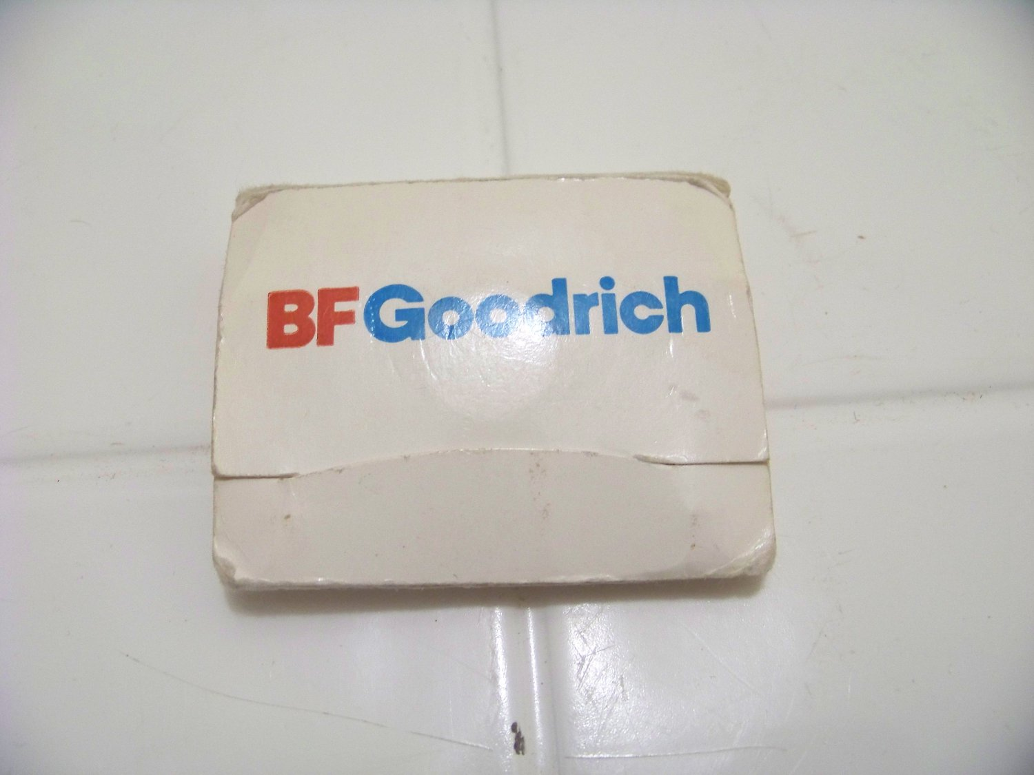 vintage B.F. Goodrich advertising golf tees