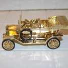 gold Ford model T 1910 car