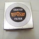 vintage Prinz 49mm polarizer in hard case camera lens filter