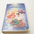 The Little Mermaid VHS tape with recalled cover Walt Disney movie dont miss