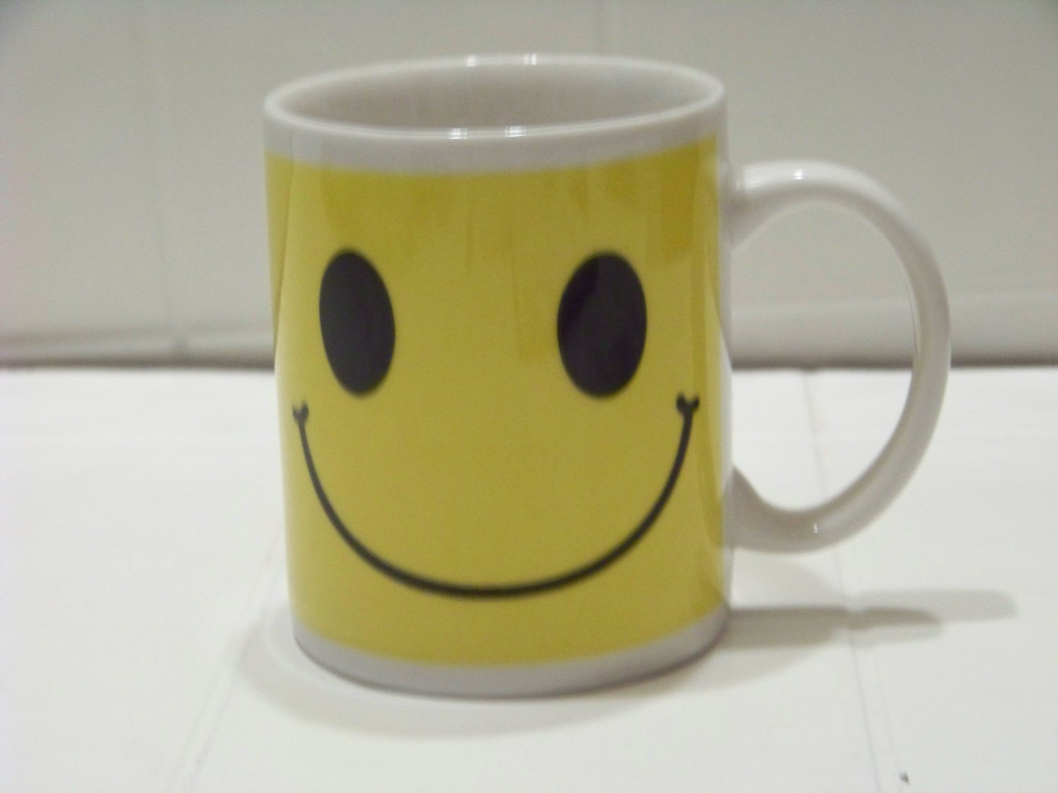 Smiley Face Coffee Cup Mug