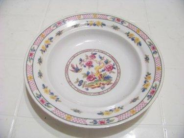 Crown Staffordshire bowl vegetable soup bowl England