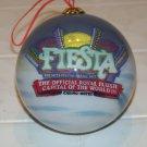 Fiesta Henderson Rancho casino hotel adverting Christmas ornament in box