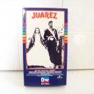 vintage movie Juarez Betamax tape Beta Paul Muni Bette Davis John Garfield