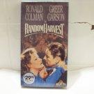 Random Harvest Betamax movie tape Beta sealed unopened Ronald Coleman