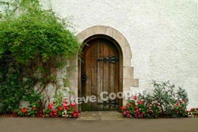 St. Andrews Door - 19 x 30
