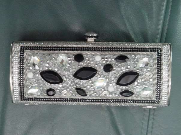 Black Stylish clutch