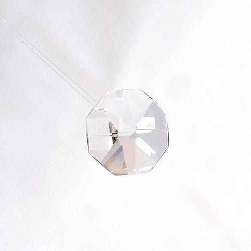 3201-20 Hanging Crystal Octogon M