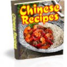 . Chinese Recipes