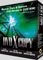 321 studios DVDXCOPY DVD X COPY Express PC Software for Windows
