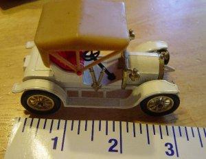 Matchbox 1909 Opel Passenger Car Model by Lesney