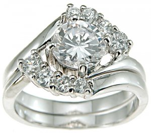 Brilliant Solitaire Engagement Ring