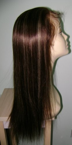 """Full Lace Wigs18""""  4#, 27# highlights 290/Free shipping"""