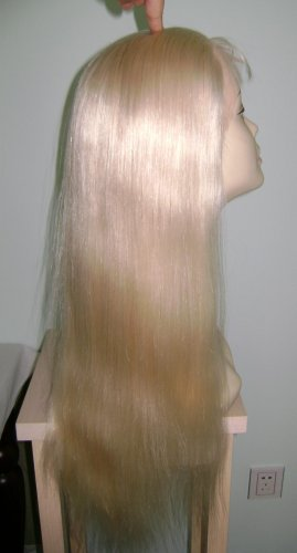 """Full Lace Wig 20"""" 613# 290/Free Shipping"""
